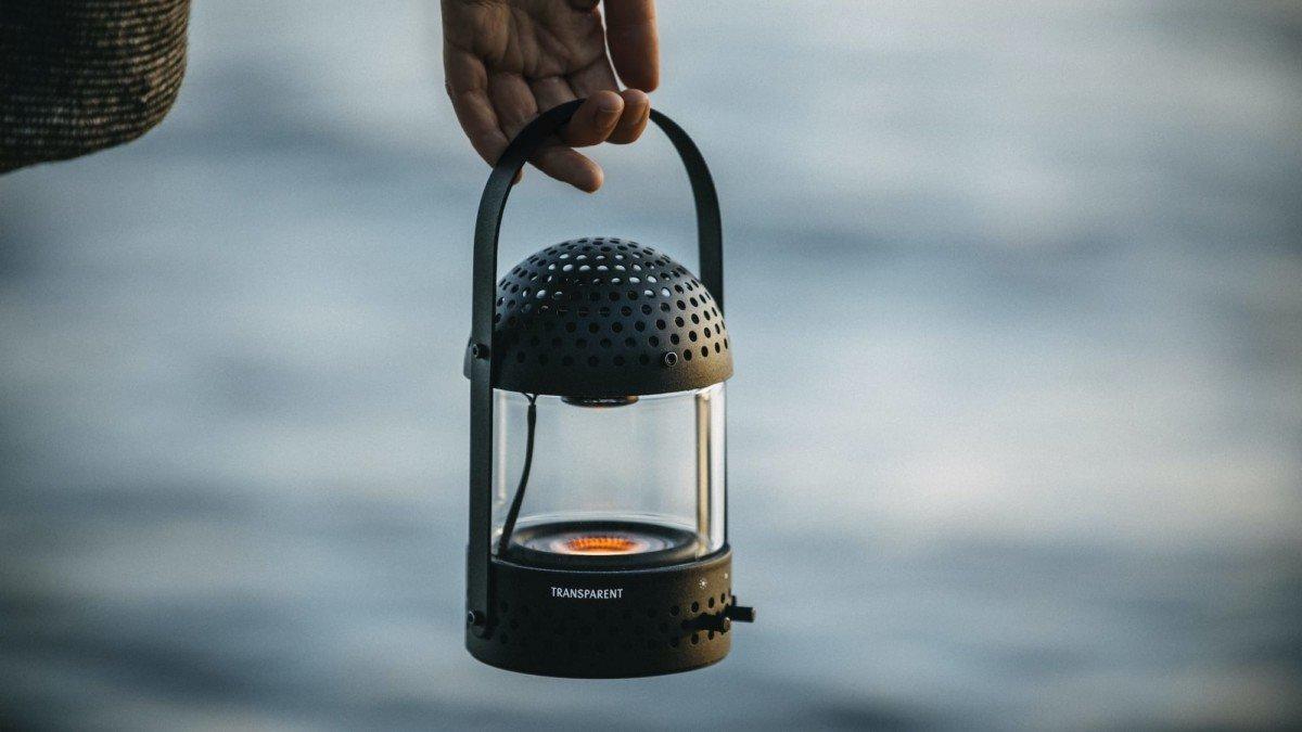 Light Speaker flamelike Bluetooth Speaker