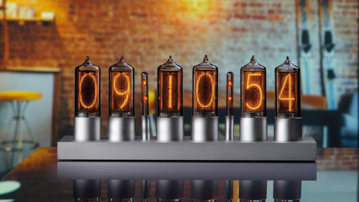 Millclock ZIN 18 Nixie Clock