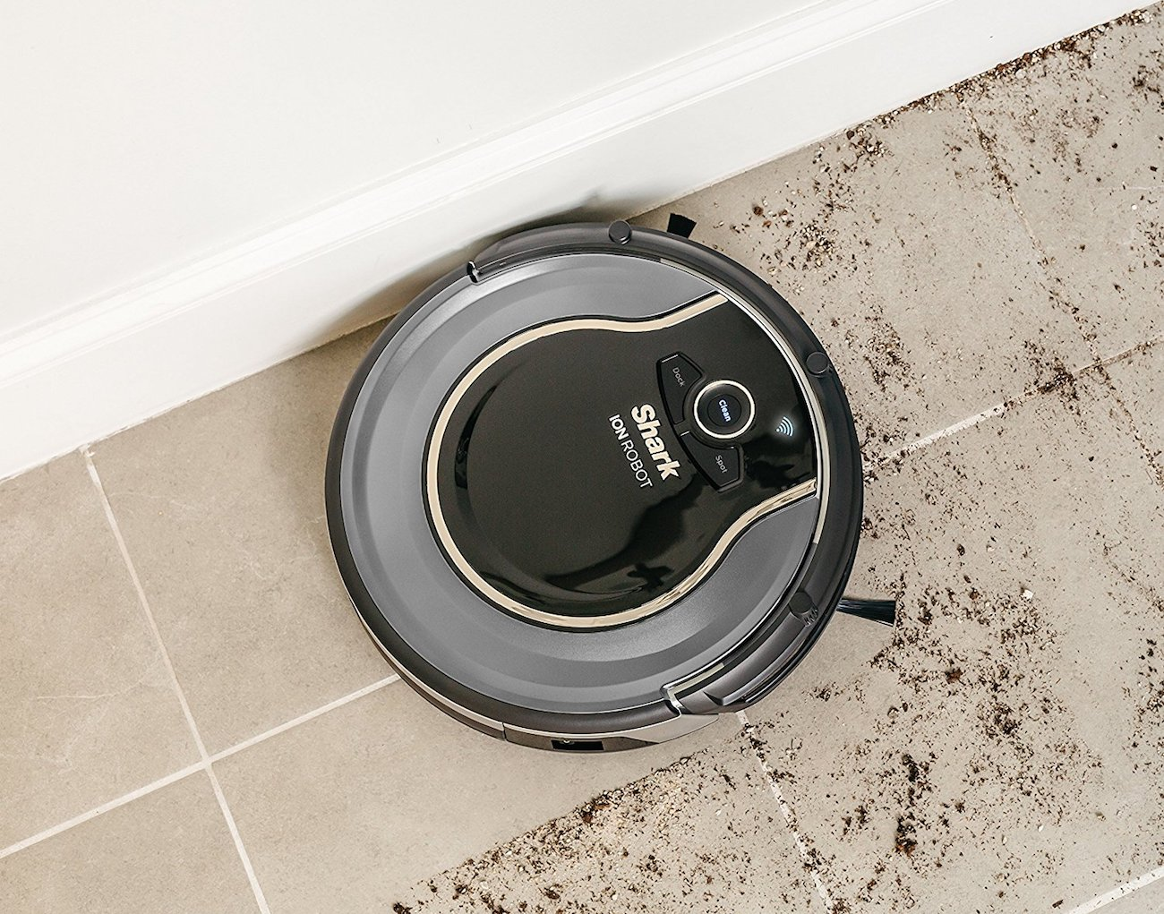 Shark ION Voice Control Robotic Vacuum