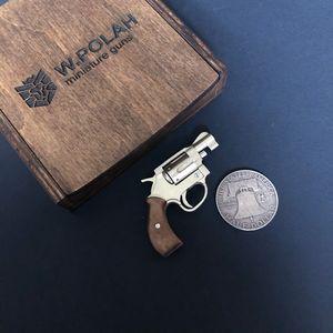 Miniature Pocket Revolver Toy on Amazon
