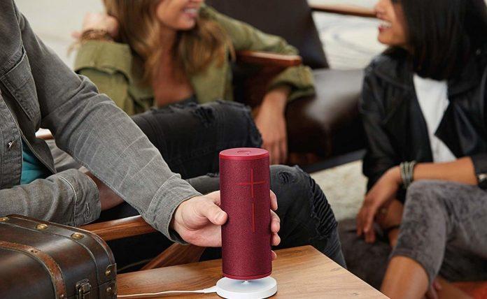 Ultimate Ears MEGABLAST Bluetooth speaker