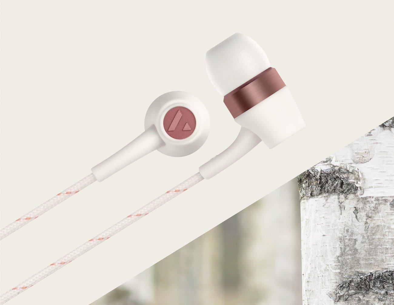 VAIN STHLM Originals White Earbuds