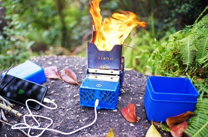 PureFlame Mini camping Stove