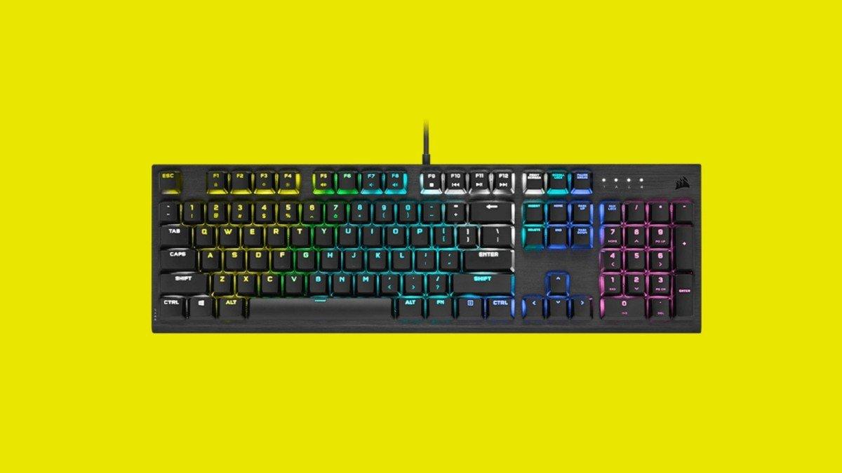 CORSAIR K60 RGB PRO gaming Keyboard