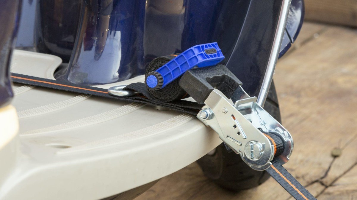INDERGEAR Tidy Straps for Tie Downs