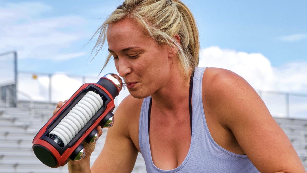 Mobility Mate selfmassage water Bottle