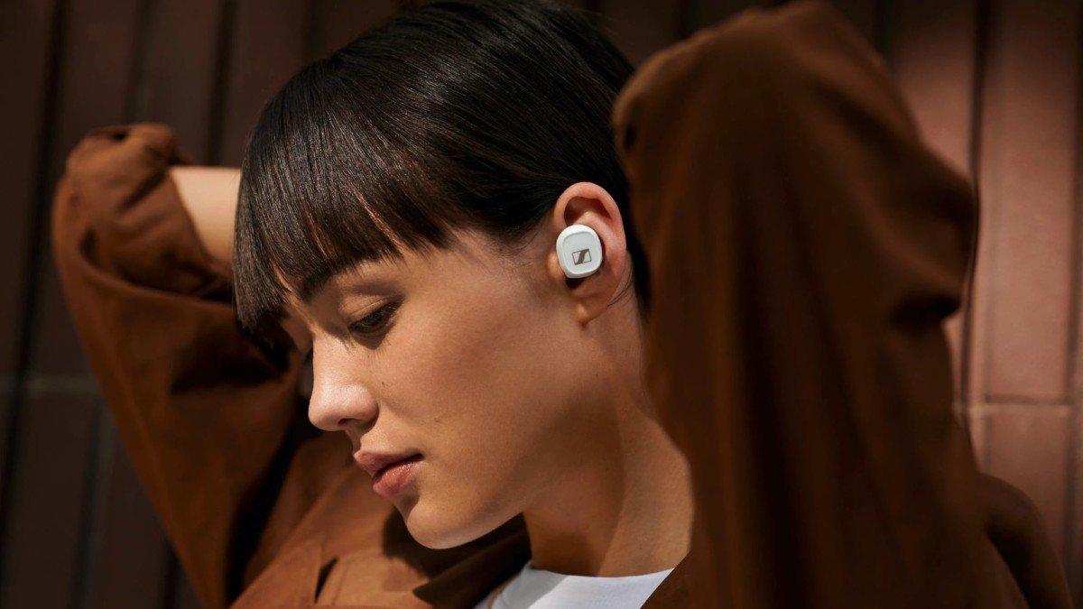 Sennheiser CX 400BT wireless earbuds