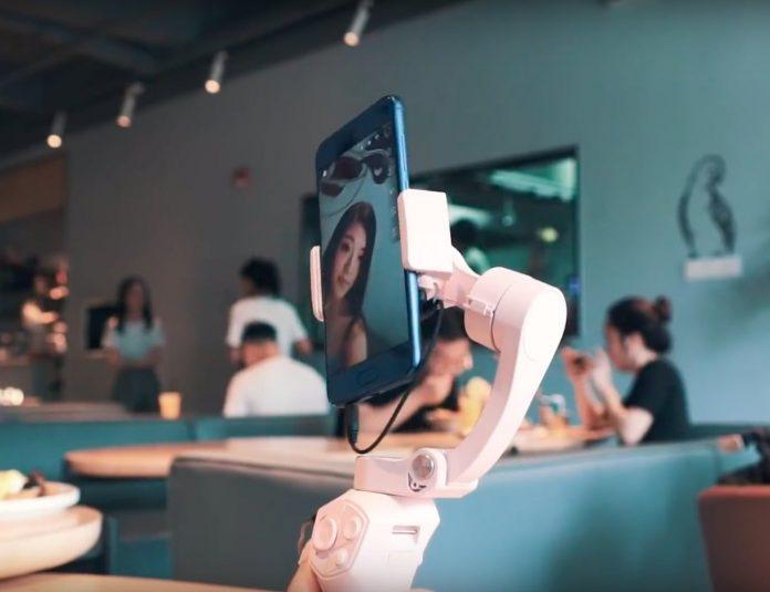 Snoppa Atom 3Axis Smartphone Gimbal