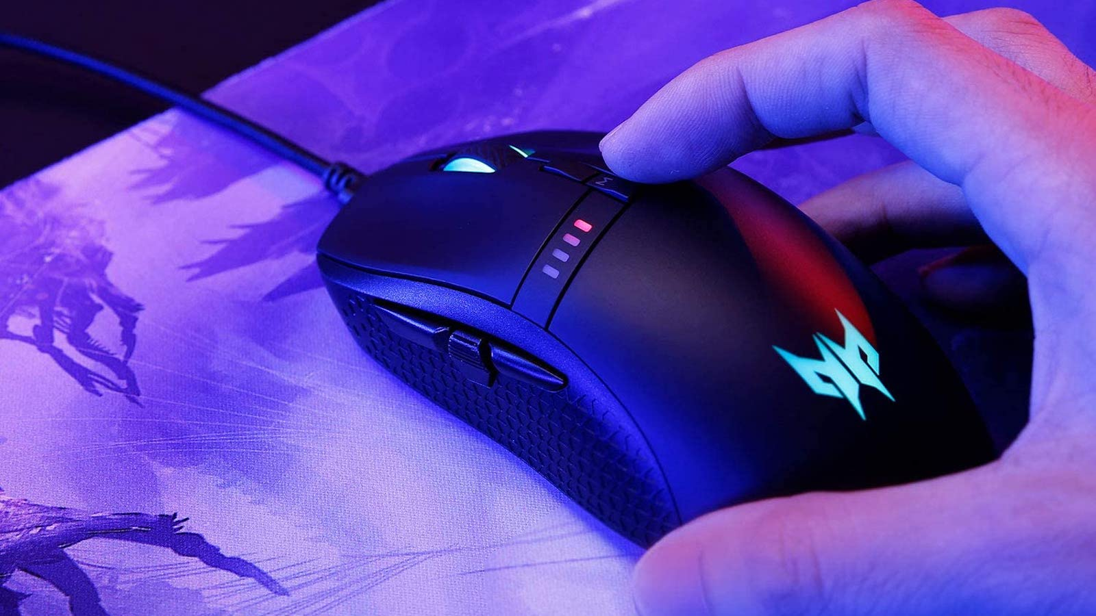 Acer Predator Cestus 350 Gaming Mouse