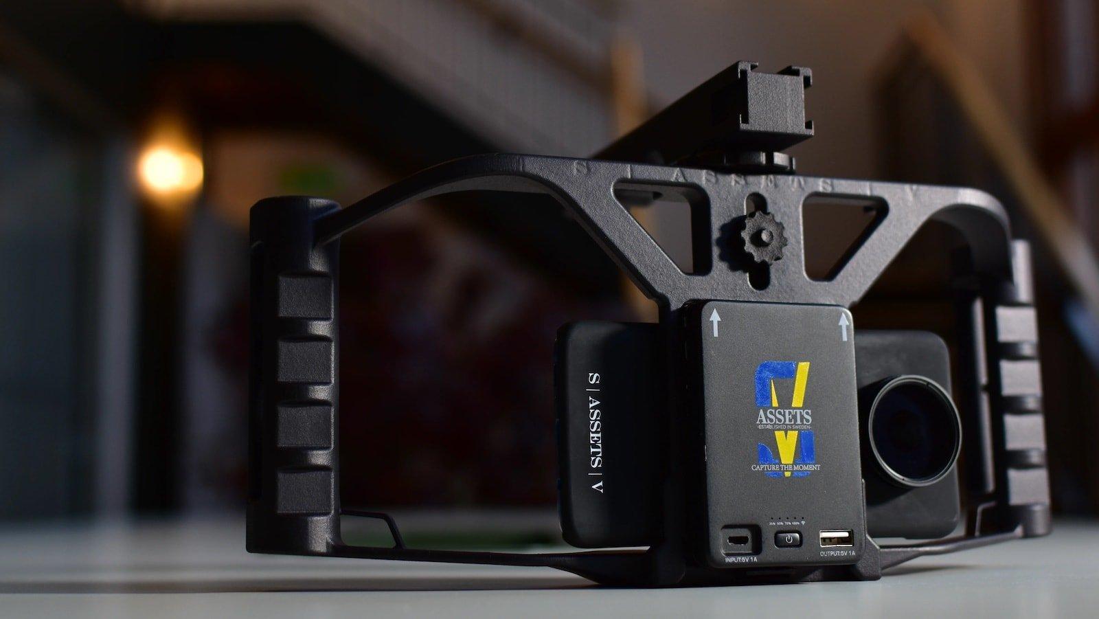 SV Optics Smartphone Rig
