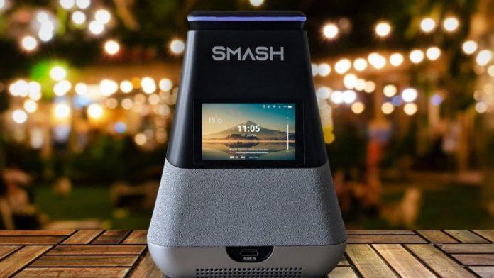 WooBloo SMASH Portable Projector