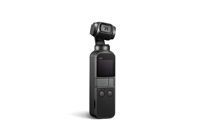 DJI Osmo integrated 12 MP Camera