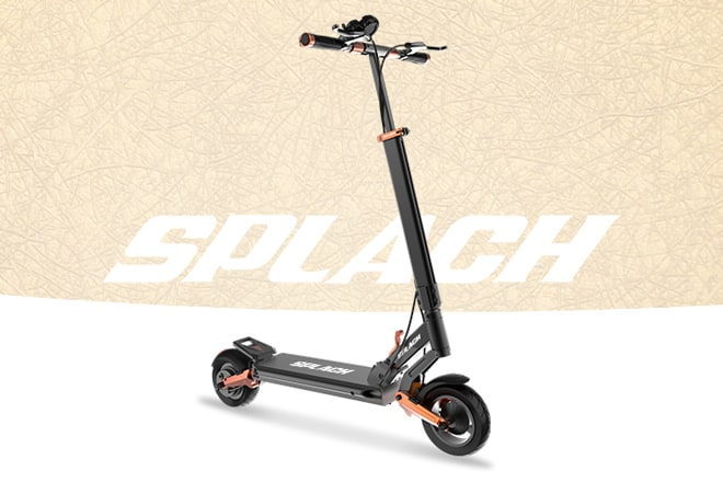 SPLACH-PATRIOT PRO: Most Robust All Terrain eBike