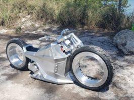 Ballistic Cycles Radical Electric Bike