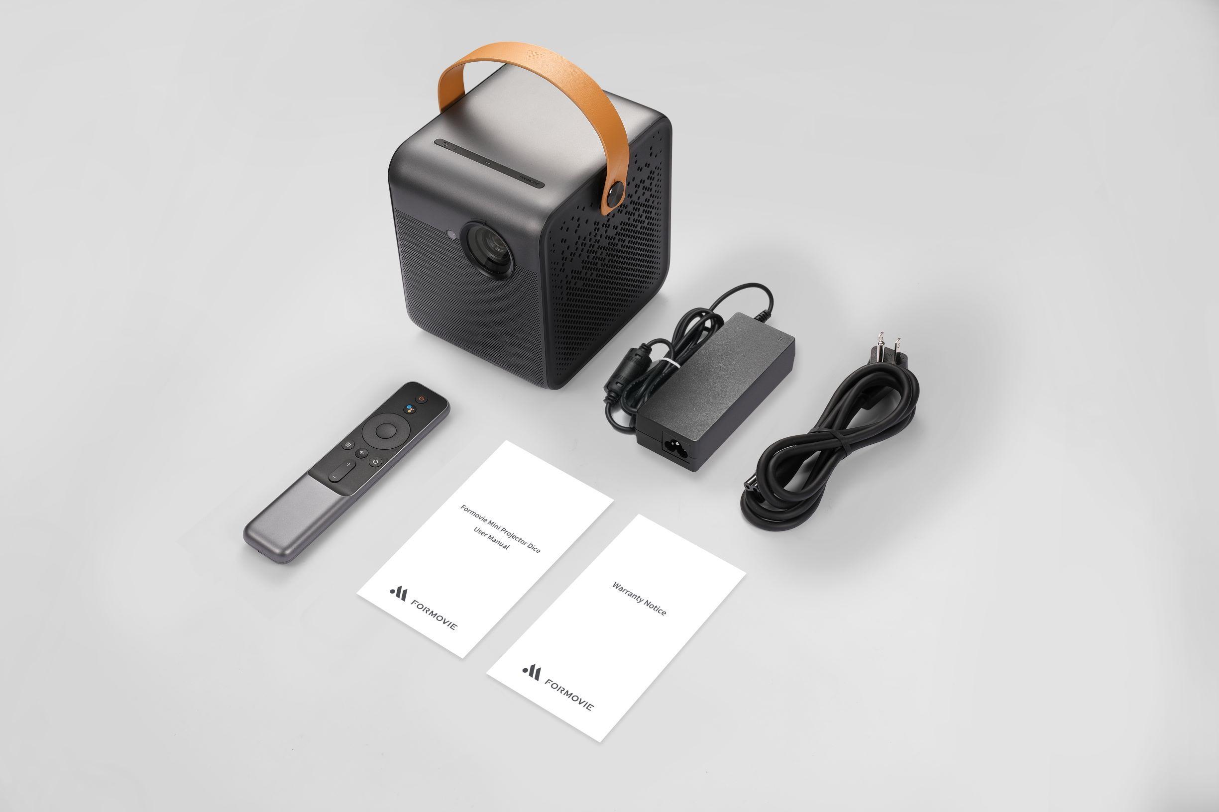 WeMax Dice portable Projector