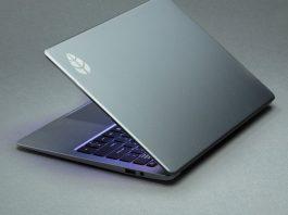 LEEF smart ultralight Laptop