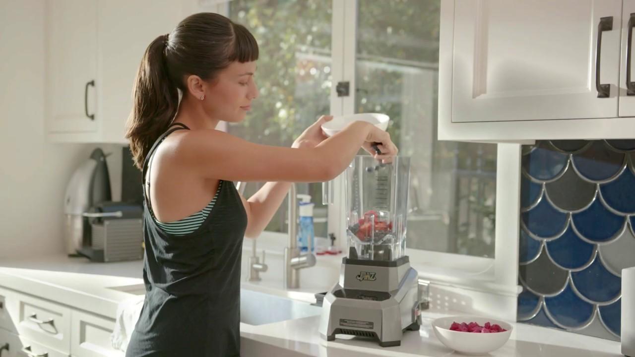 JAWZ smart Blender and Food Processor