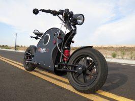 Rumble E-Bike Racer smart Scooter