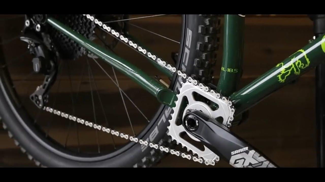 QUADRANT RING BICYCLE