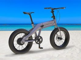 SONDORS Fold X smart E-bike