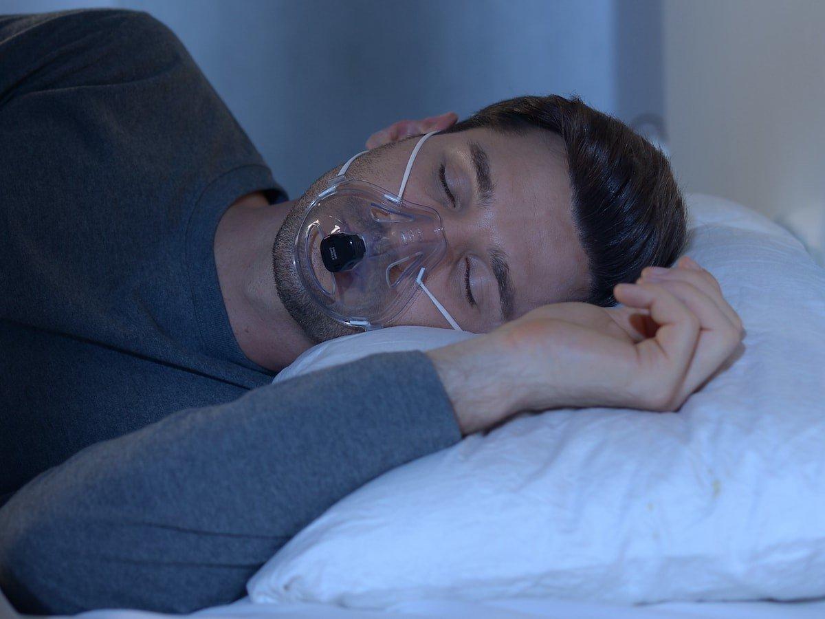 Sleepbreathe sleep breathing Monitor