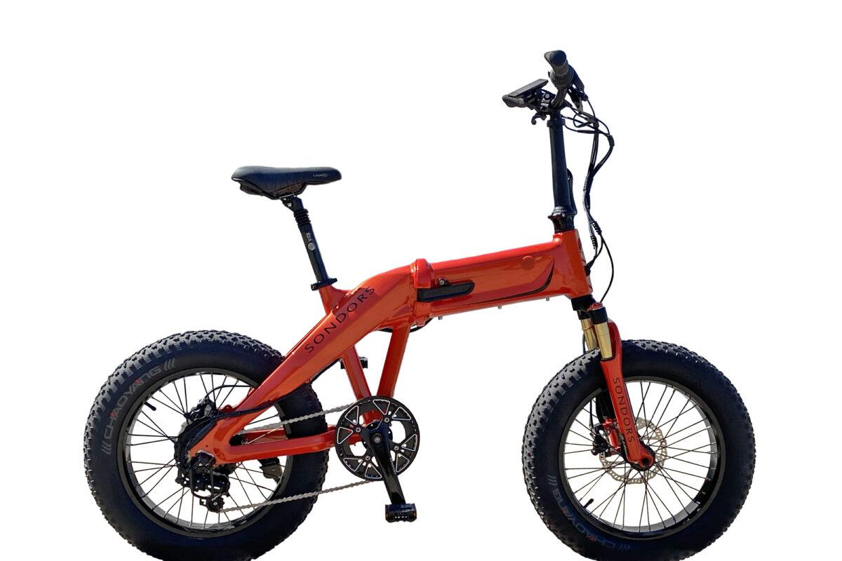 SONDORS Fold XS smart E-bike