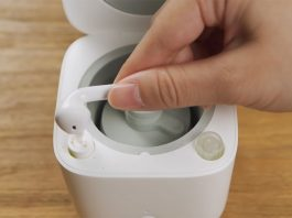 Cardlax AirPods Smart Washer