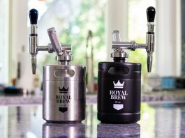 Royal Brew Cold Brew Maker Coffee Keg