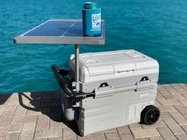 GoSun Chillest Worlds Smartest Solar Cooler