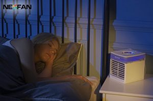 NexFan Ultra Portable AC with Cooling