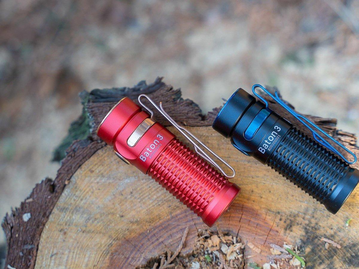 Olight Baton 3 pocket Flashlight