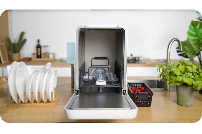 Capsule Personal smart Dishwasher