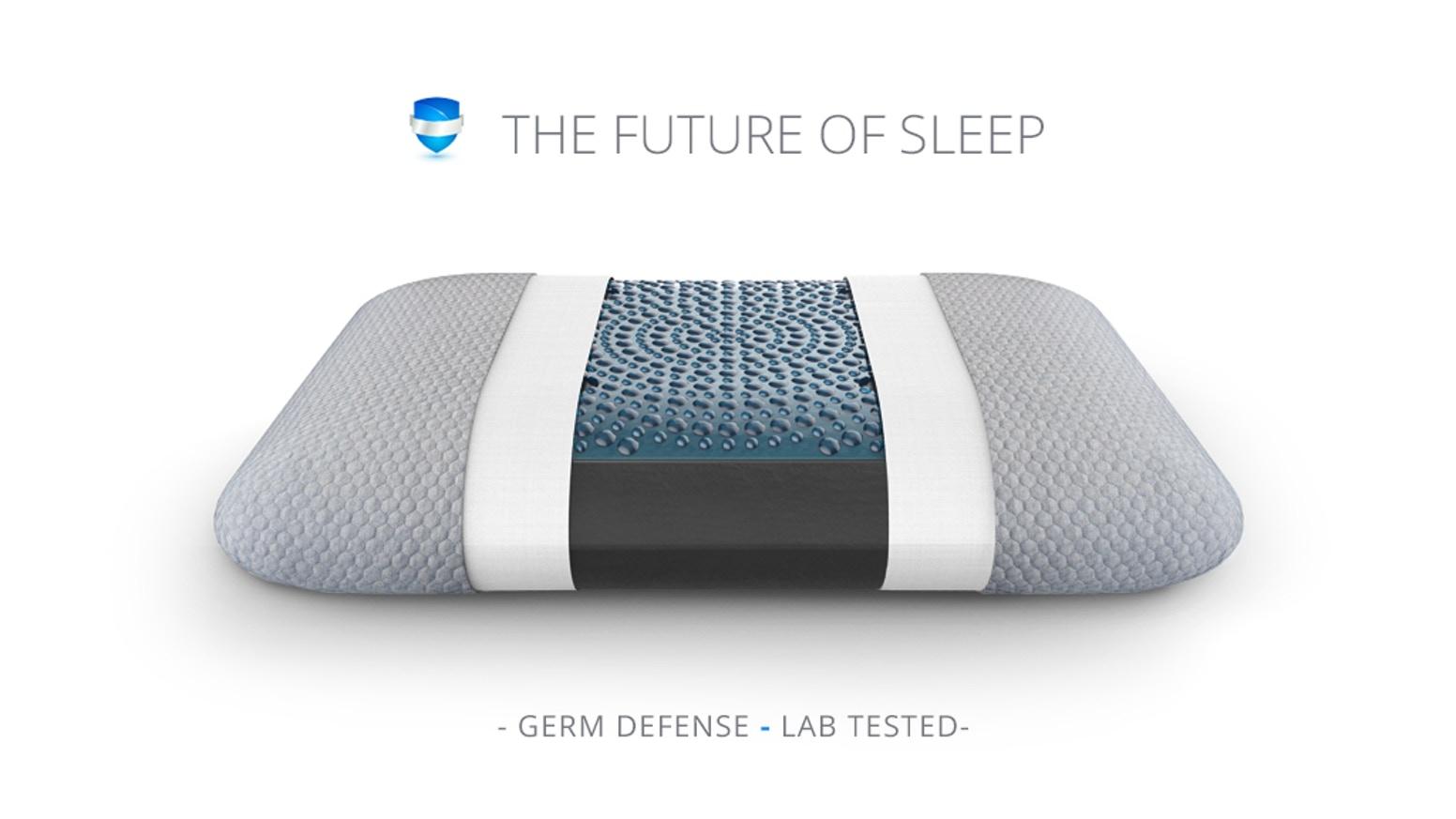 Alpha Pillow 2 Aqua Cooling Smart Membrane
