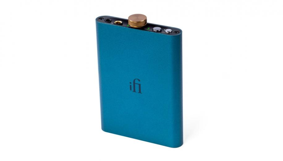 iFi hip-dac mini headphone amplifier