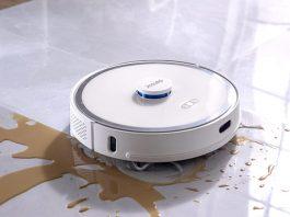 XCLEA Dust Collecting Robotic Vacuum