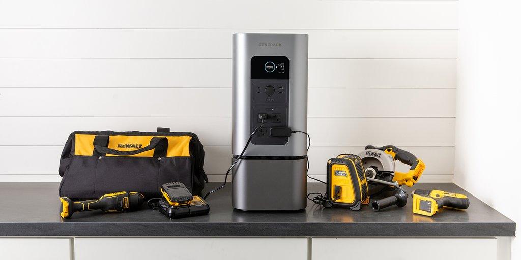 Generark Solar smart Generator