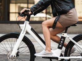 Bird Bike A-Frame and V-Frame E-Bikes