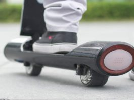 GoTube Portable Electric Scooter