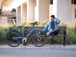 Smart Oyo E-bike
