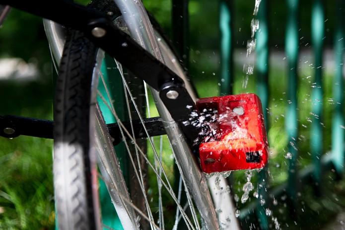 ZiiLock Foldable and Proactive Bike Lock